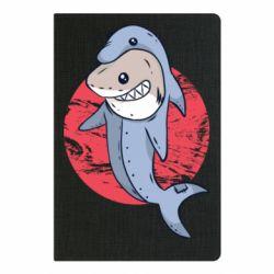 Блокнот А5 Shark or dolphin