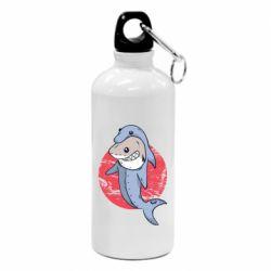 Фляга Shark or dolphin