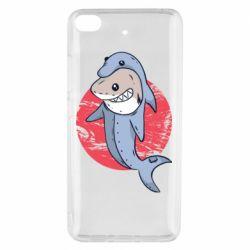 Чехол для Xiaomi Mi 5s Shark or dolphin