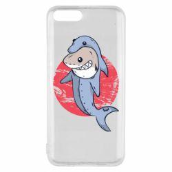 Чехол для Xiaomi Mi6 Shark or dolphin