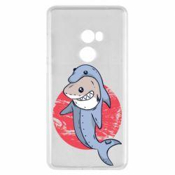 Чехол для Xiaomi Mi Mix 2 Shark or dolphin