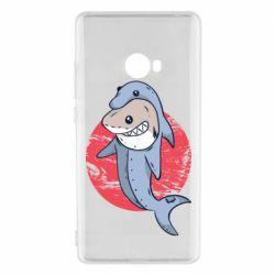 Чехол для Xiaomi Mi Note 2 Shark or dolphin