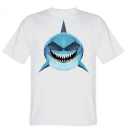 Футболка Shark Poly Art