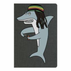 Блокнот А5 Shark Rastaman