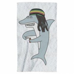 Рушник Shark Rastaman