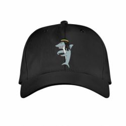 Дитяча кепка Shark Rastaman