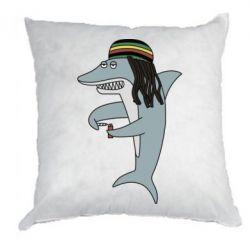 Подушка Shark Rastaman