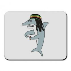 Килимок для миші Shark Rastaman