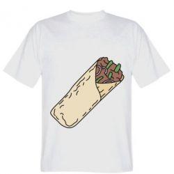 Мужская футболка Шаурма