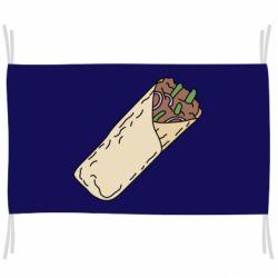 Флаг Шаурма