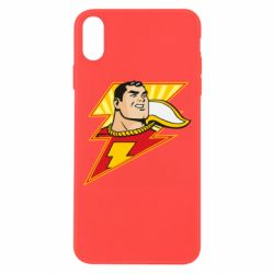 Чохол для iPhone Xs Max Shazam in lightning