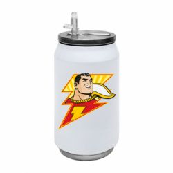 Термобанка 350ml Shazam in lightning