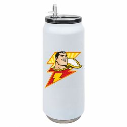 Термобанка 500ml Shazam in lightning