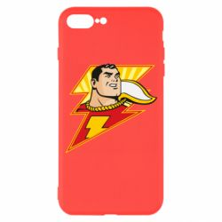 Чохол для iPhone 7 Plus Shazam in lightning