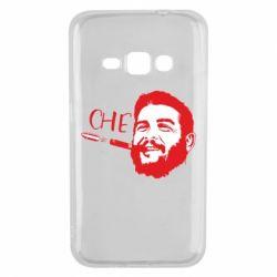Чохол для Samsung J1 2016 Сhe Guevara bullet