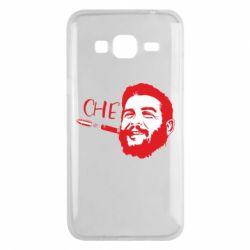 Чохол для Samsung J3 2016 Сhe Guevara bullet