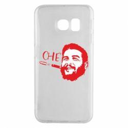 Чохол для Samsung S6 EDGE Сhe Guevara bullet
