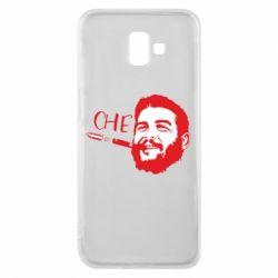 Чохол для Samsung J6 Plus 2018 Сhe Guevara bullet