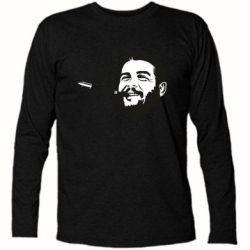 Футболка з довгим рукавом Сhe Guevara bullet
