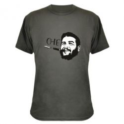 Камуфляжна футболка Сhe Guevara bullet