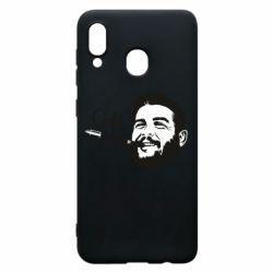 Чохол для Samsung A20 Сhe Guevara bullet