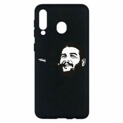 Чохол для Samsung M30 Сhe Guevara bullet