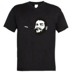Чоловіча футболка з V-подібним вирізом Сhe Guevara bullet