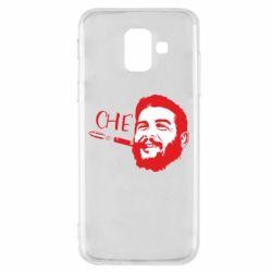 Чохол для Samsung A6 2018 Сhe Guevara bullet