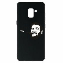 Чохол для Samsung A8+ 2018 Сhe Guevara bullet