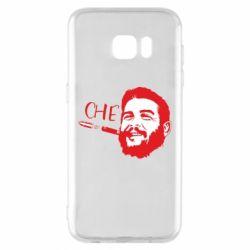 Чохол для Samsung S7 EDGE Сhe Guevara bullet