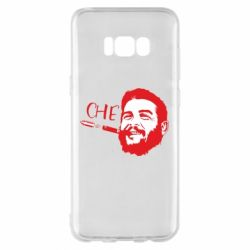 Чохол для Samsung S8+ Сhe Guevara bullet