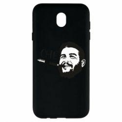 Чохол для Samsung J7 2017 Сhe Guevara bullet