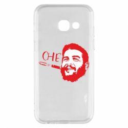 Чохол для Samsung A3 2017 Сhe Guevara bullet