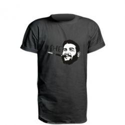 Подовжена футболка Сhe Guevara bullet