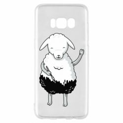 Чохол для Samsung S8 Sheep