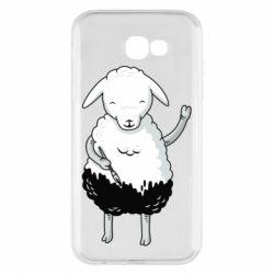 Чохол для Samsung A7 2017 Sheep