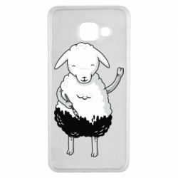 Чохол для Samsung A3 2016 Sheep