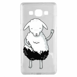 Чохол для Samsung A5 2015 Sheep