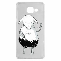 Чохол для Samsung A5 2016 Sheep