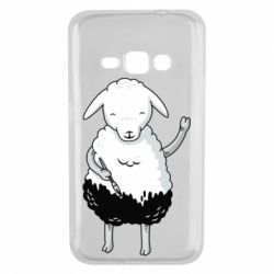 Чохол для Samsung J1 2016 Sheep