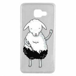 Чохол для Samsung A7 2016 Sheep