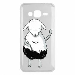Чохол для Samsung J3 2016 Sheep
