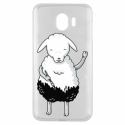 Чохол для Samsung J4 Sheep