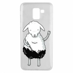 Чохол для Samsung J6 Sheep