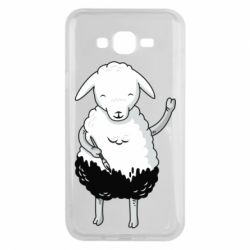 Чохол для Samsung J7 2015 Sheep