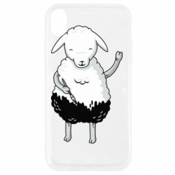 Чохол для iPhone XR Sheep