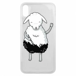 Чохол для iPhone Xs Max Sheep