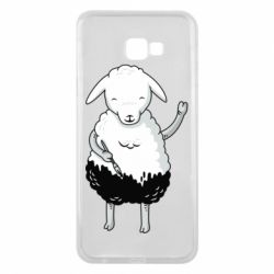 Чохол для Samsung J4 Plus 2018 Sheep