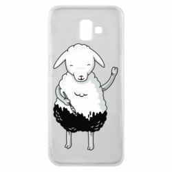 Чохол для Samsung J6 Plus 2018 Sheep