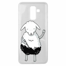 Чохол для Samsung J8 2018 Sheep